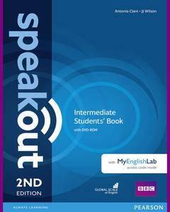 ENGLISH COURSE • Speakout • Intermediate • AUDIO • Class CD • Second Edition (2016)