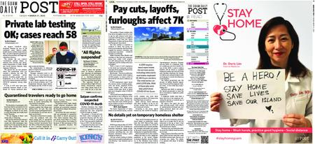 The Guam Daily Post – March 31, 2020
