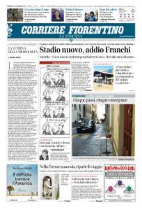 Corriere Fiorentino La Toscana – 22 settembre 2019