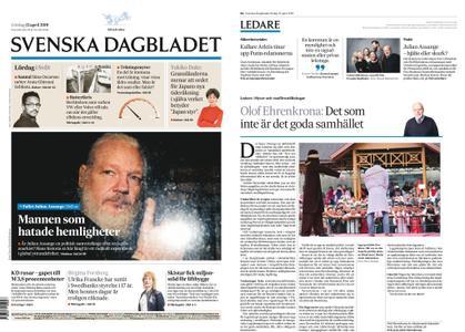 Svenska Dagbladet – 13 april 2019