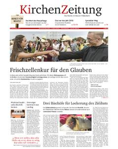 KirchenZeitung - Die Woche im Bistum Hildesheim – 05. Januar 2020