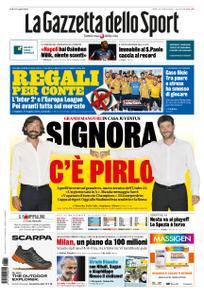 La Gazzetta dello Sport Roma – 01 agosto 2020