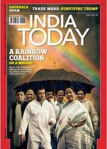 India Today - April 02, 2018