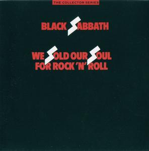 Black Sabbath - We Sold Our Soul For Rock'N'Roll (1975)