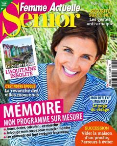 Femme Actuelle Senior - Juillet 2020