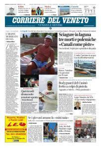 Corriere del Veneto Venezia e Mestre - 5 Agosto 2018