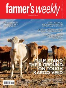 Farmer's Weekly - 16 August 2019