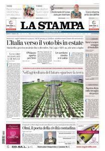 La Stampa Torino Provincia e Canavese - 8 Maggio 2018