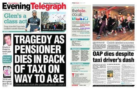 Evening Telegraph First Edition – January 04, 2018