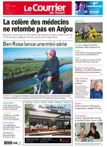 Le Courrier de l'Ouest Cholet – 15 février 2021
