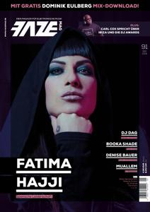 FAZE Magazin – September 2019