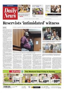 Daily News – 16 September 2021