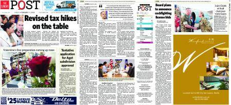 The Guam Daily Post – February 11, 2018