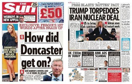 The Sun UK – 09 May 2018
