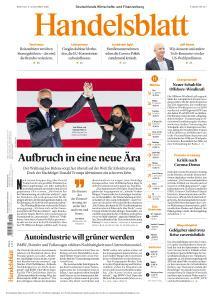Handelsblatt - 9 November 2020