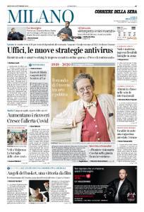 Corriere della Sera Milano – 03 settembre 2020