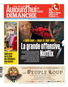 Aujourd'hui en France - 17 Octobre 2021