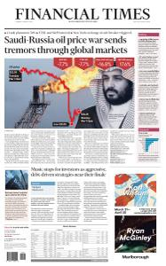 Financial Times USA - March 10, 2020
