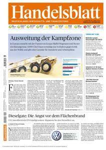 Handelsblatt - 05. Oktober 2015