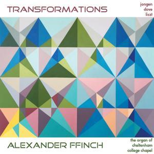 Alexander Ffinch - Transformations (2019) [Official Digital Download 24/96]