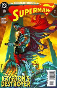 Adventures of Superman 625