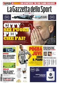 La Gazzetta dello Sport Roma – 15 febbraio 2020