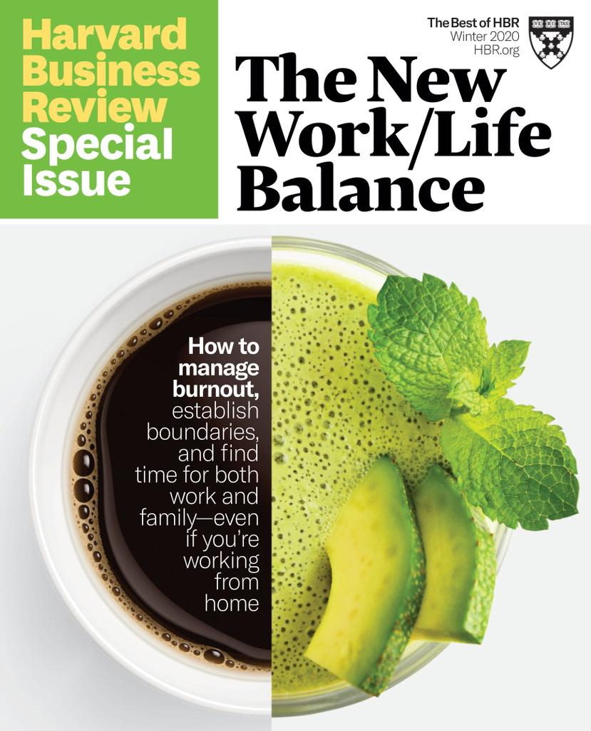 Harvard Business Review OnPoint - October 2020