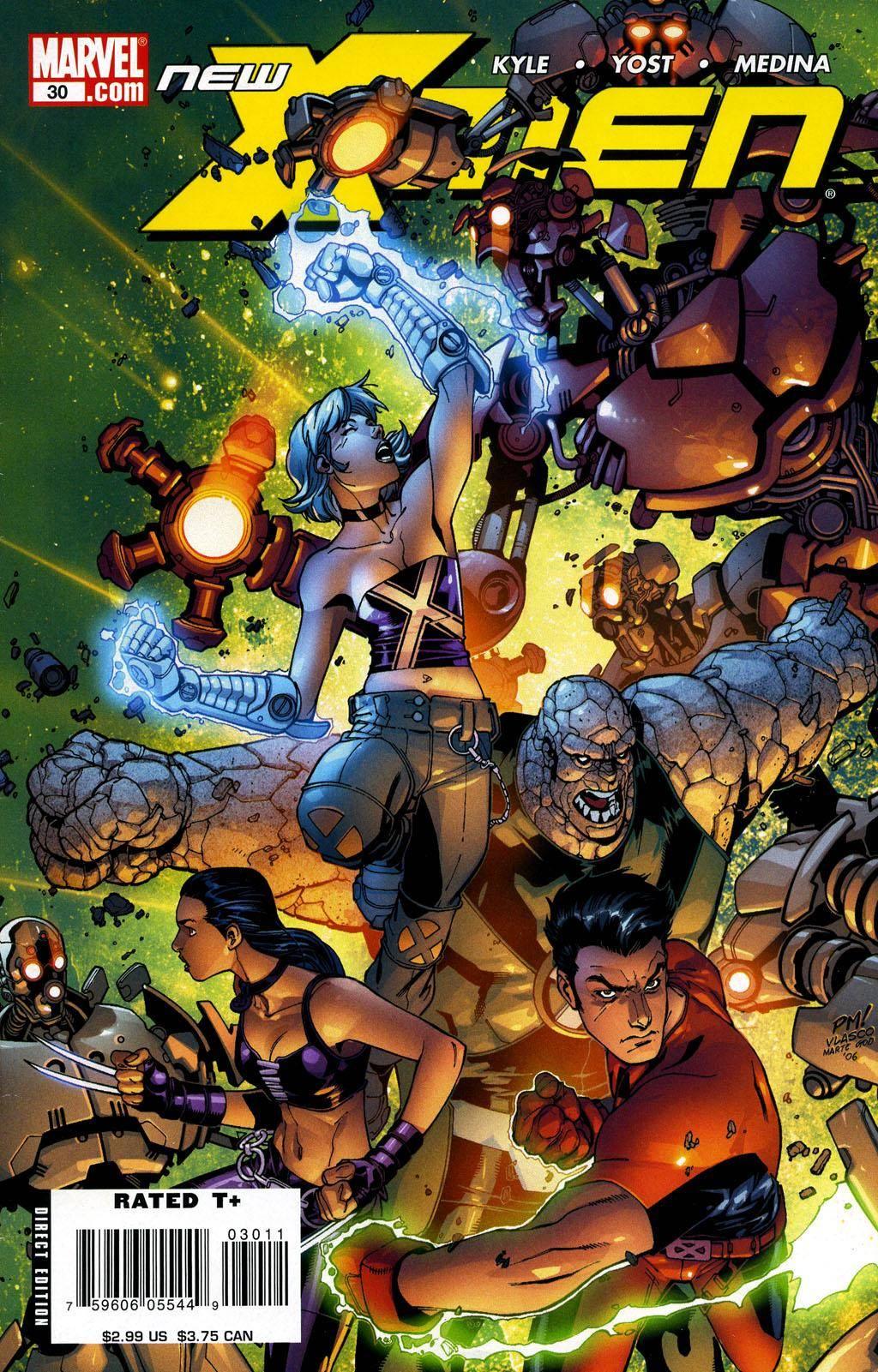 New X-Men v2 030