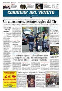 Corriere del Veneto Venezia e Mestre - 8 Agosto 2018