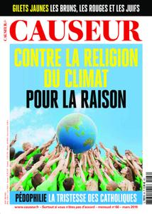 Causeur - mars 2019