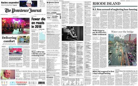 The Providence Journal – December 29, 2018