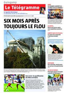 Le Télégramme Guingamp – 15 octobre 2019