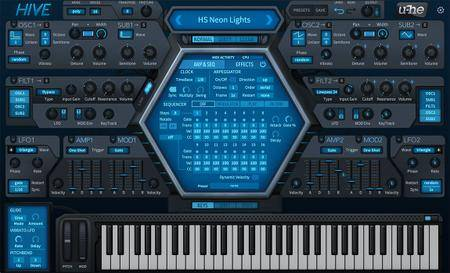 Heckmann Audio - u-he Hive v2.0.0.8791 WiN