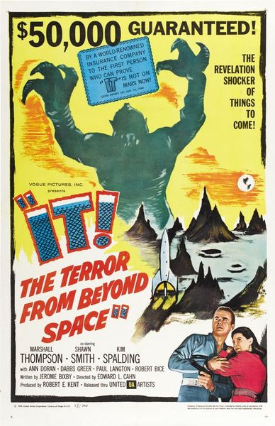 It! The Terrror From Beyond Space (1958)