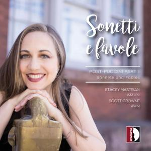 Stacey Mastrian - Sonetti e favole (2019)