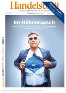 Handelsblatt - 11. Mai 2018