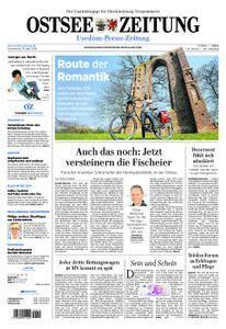 Ostsee Zeitung Wolgast - 19. April 2018