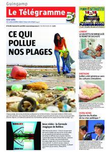 Le Télégramme Guingamp – 16 août 2019