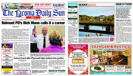 The Laconia Daily Sun – October 09, 2020