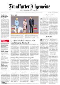 Frankfurter Allgemeine Zeitung - 14 Juni 2021