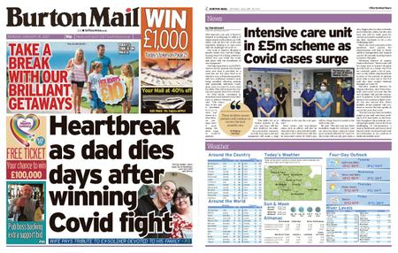 Burton Mail – January 18, 2021