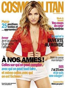 Cosmopolitan - September / 2011 (France)