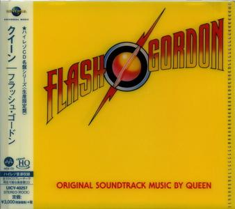 Queen - Flash Gordon (Original Motion Picture Soundtrack) (1980) {2019, MQA-CD x UHQCD, Remastered, Japan}