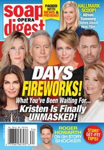 Soap Opera Digest - August 26, 2019