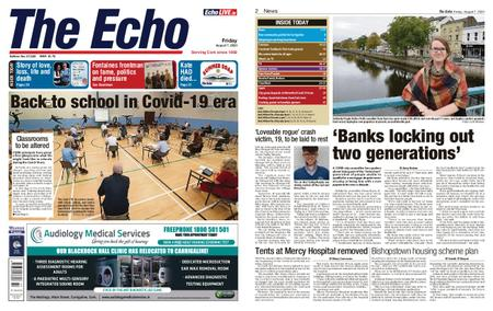 Evening Echo – August 07, 2020