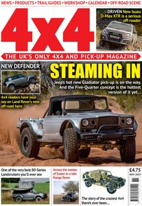 4x4 Magazine UK - November 2019