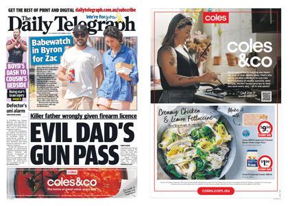 The Daily Telegraph (Sydney) – September 08, 2020