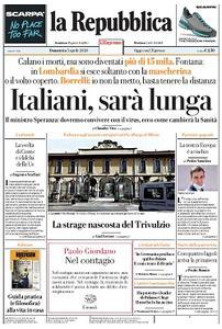la Repubblica - 5 Aprile 2020