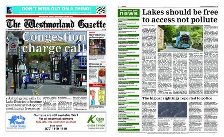 The Westmorland Gazette – July 09, 2020