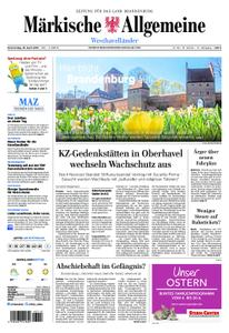 Märkische Allgemeine Westhavelländer - 18. April 2019